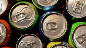 Getränkedosen sind umweltschädlich