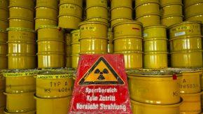 Atom-Endlager Morsleben