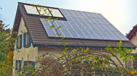 Solaranlagen für Privathäuser