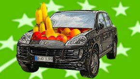Porsche-Bioladen