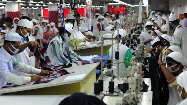 Textilfabrik Bangladesch