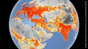 Solar auf Erde