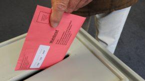 Wahl NRW - Briefwahl