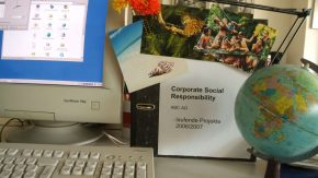Symbolbild Corporate Social Responsibility