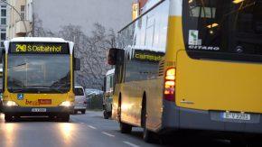 Berlin - Buslinie 240