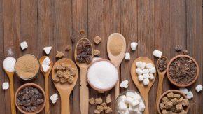 Zuckerarten im Vergleich