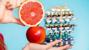 Grapefruit hat Wechselwirkung mit manchen Medikamenten