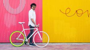 Singlespeed Fahrrad