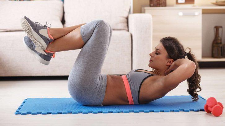 Zuhause trainieren?