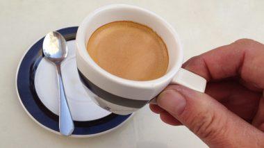 Ein gelungener Espresso
