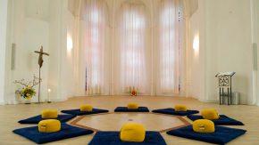 Kirche der Stille - Innenraum