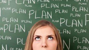 Wie viel Planung ist sinnvoll?