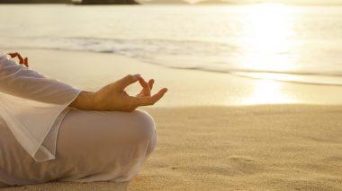 Meditieren gehört zum Zen-Buddhismus dazu, ist aber kein Muss