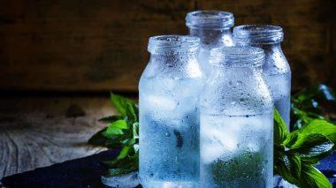 Der Geschmack von Wasser