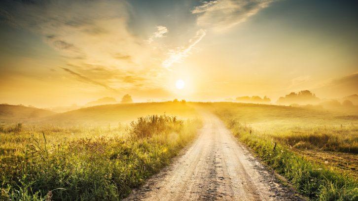 Mut finden, den eigenen Weg zu gehen