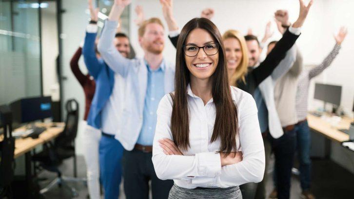 So können sich Frauen im Job durchsetzen
