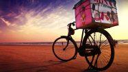 Transport mit dem Fahrrad