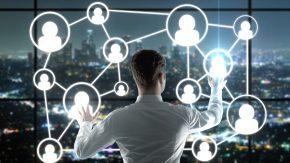 Das Internet vernetzt uns zu einer großen Gemeinschaft