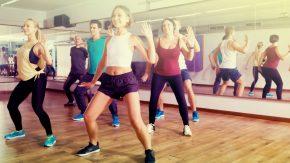 Zumba ist Tanzen als Sport