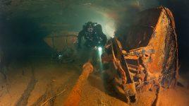 So sieht es aus im Bergwerk