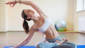 Yoga ist ein idealer Frühsport