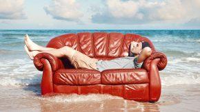 Powernapping: Schlafen geht überall