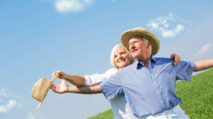 Gesund im Alter