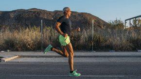 Joggen hält fit bis ins hohe Alter
