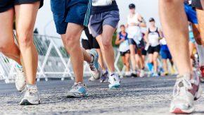 Endlich einen Marathon laufen