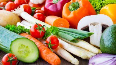 Nährstoffe und Vitalstoffe in Obst und Gemüse