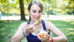Gesunde Ernährung für Sportler