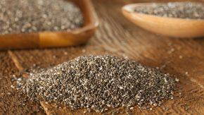 Chia Samen sind ein Superfood