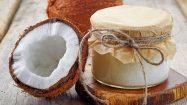 Kokosöl zum Kochen und Backen