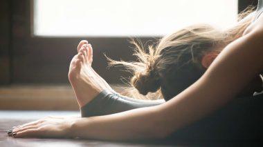 Entspannen mit Yin Yoga