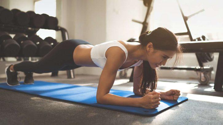 5 Minuten Fitness - Plank