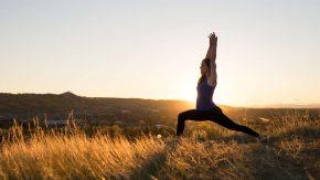 Power Yoga als Ganzkörpertraining