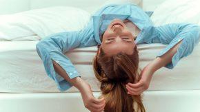 Schlafen bei Stress