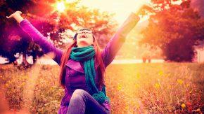 Glücklich werden
