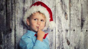 Stille an Weihnachten