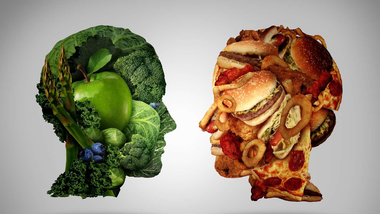 Healthy Food And Junk Food Wikipedia