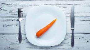 Weniger essen in der Fastenzeit - das sind die Gründe