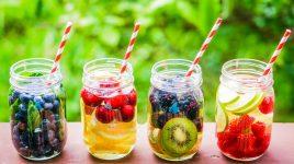 Detox Drinks selber machen