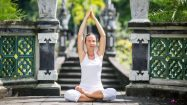 Heilung durch Yoga