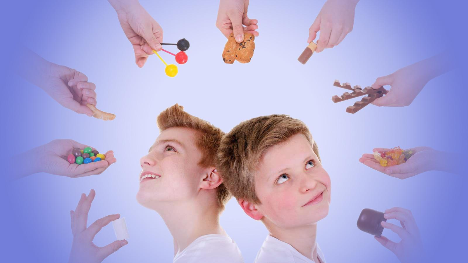 macht zucker kinder krank? Übergewicht und ernährungsbedingte