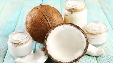 Veganer Milchersatz Kokos