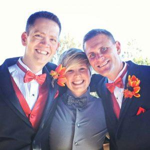 Auch homosexuelle Paare können in Kalifornien getraut werden. © Lauren Snead