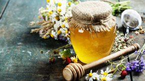 Abnehmen mit Honig