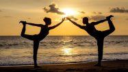 Yoga stärkt Beziehungen