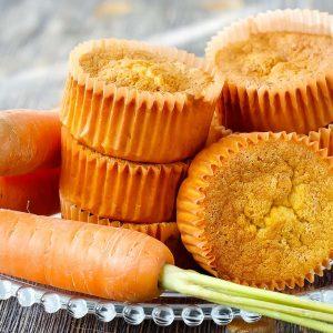 Möhren Muffins