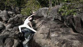Dominik Grimm: Yoga und Vegan